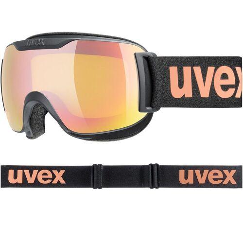 Uvex Downhill 2000 S CV black mat / rose-yellow (2019/20)