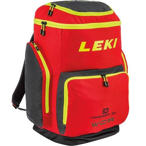 Leki Skiboot Bag WCR 85 L red