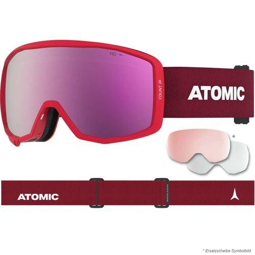 Atomic Count JR HD RS red + 2 Ersatzscheiben