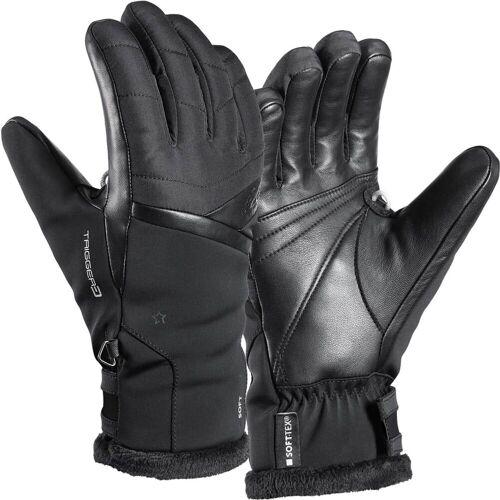Leki Women Glove SNOWFOX 3D black