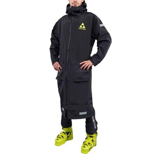 Fischer Skiwear Fischer Men RAIN COAT black