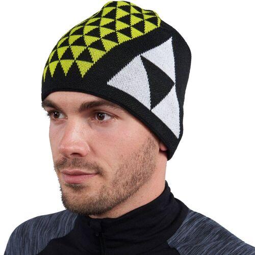 Fischer Skiwear Fischer Men Beanie BORMIO black