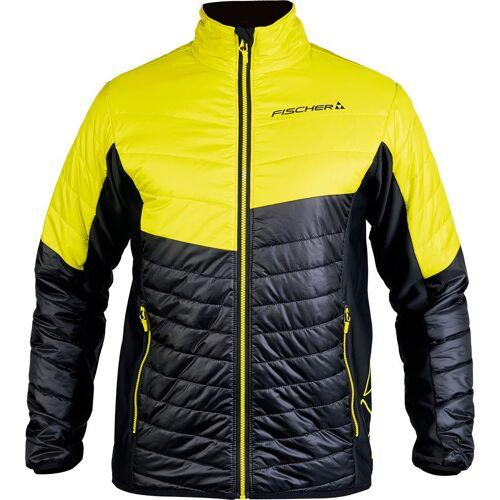 Fischer Skiwear Fischer Men Hybrid Jacket TORSBY black