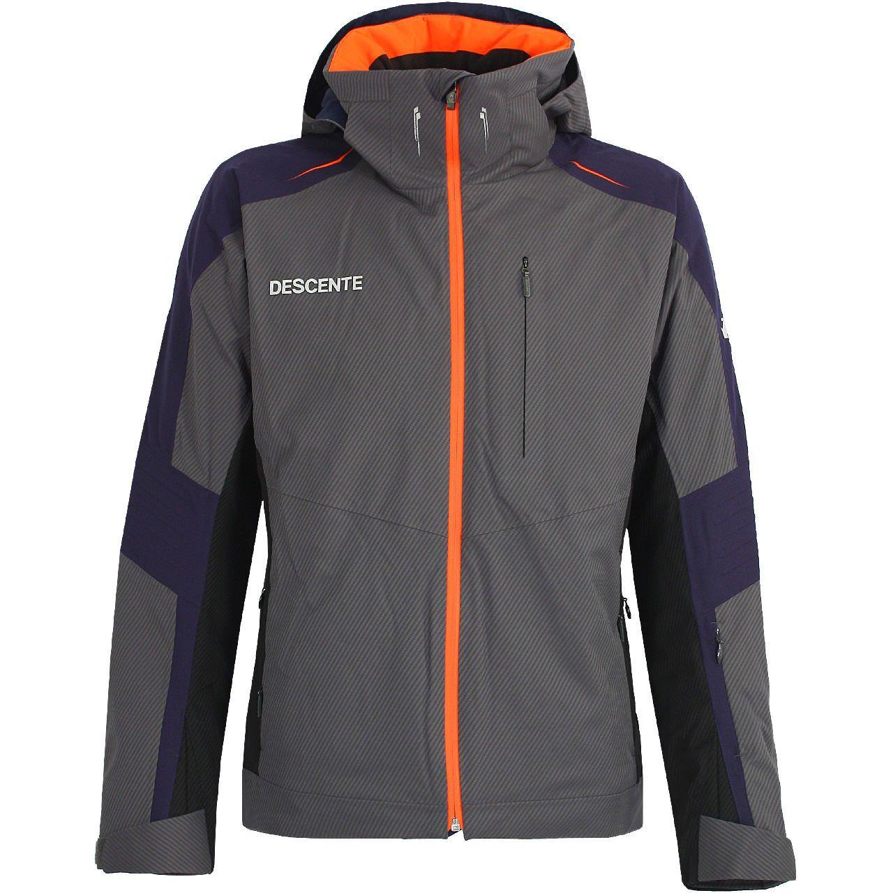 Descente Men Jacket Hector carbon