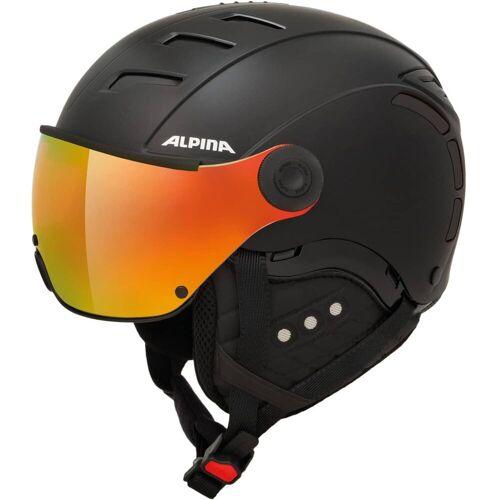 Alpina Jump 2.0 QVM black matt