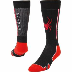 Spyder Junior Socks SWEEP black