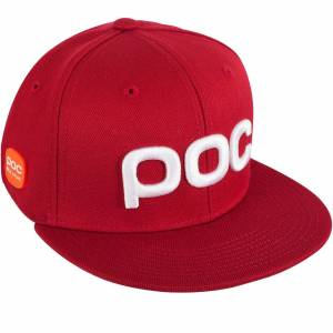 POC Race Stuff Cap glucose red