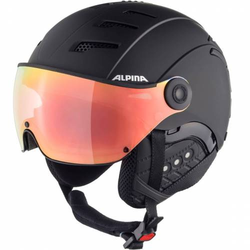 Alpina Jump 2.0 HM black matt
