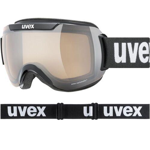 Uvex Downhill 2000 V black matt / silver
