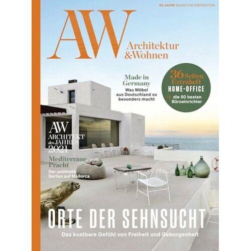 A&W Architektur & Wohnen Abo
