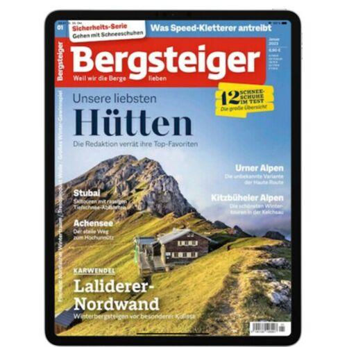 Bergsteiger E-Paper Abo