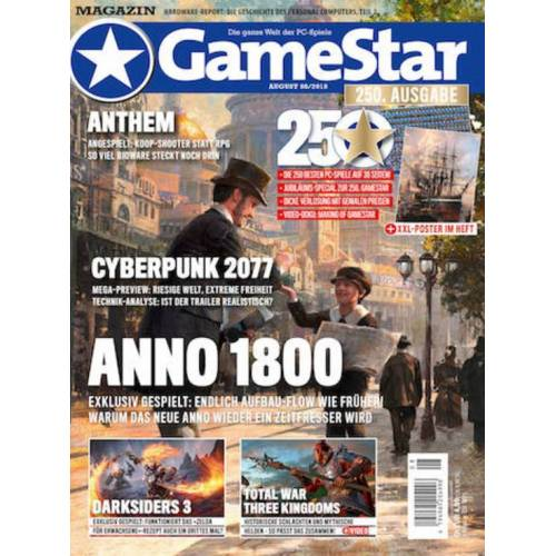 GameStar XL Abo