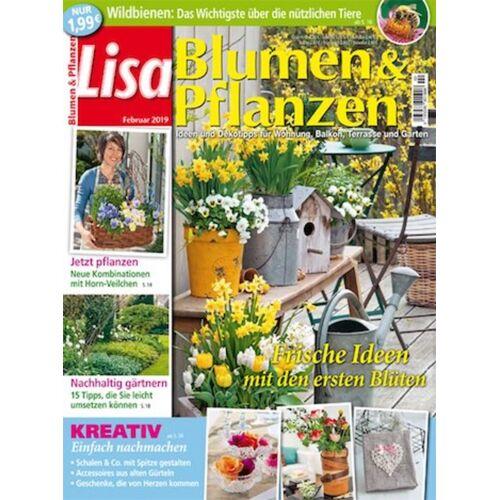 Lisa Blumen & Pflanzen Abo