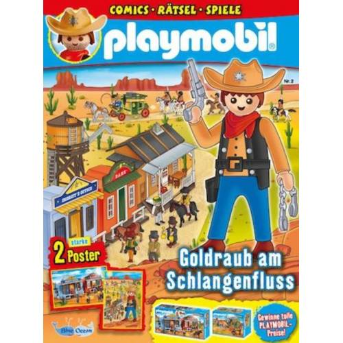 Playmobil Magazin Abo