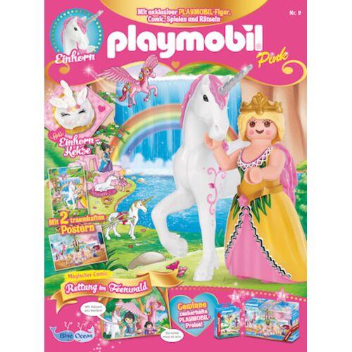Playmobil Pink Abo