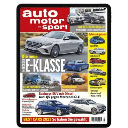 Auto Motor und Sport E-Paper Abo
