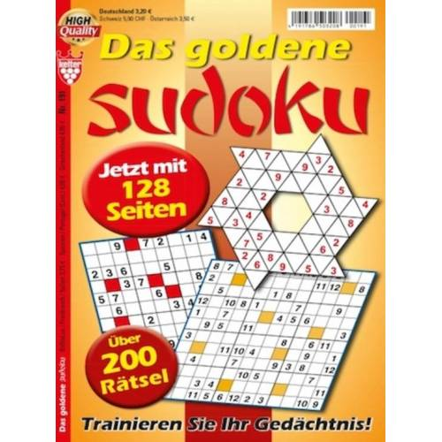 Das goldene Sudoku Abo
