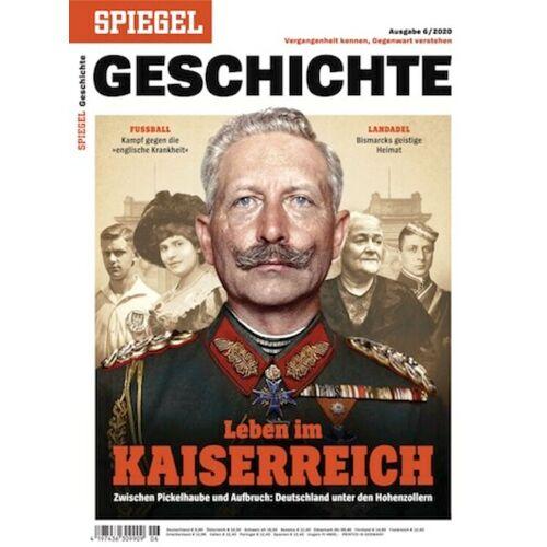 Der Spiegel Geschichte Abo