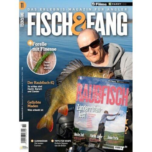 Fisch und Fang + Der Raubfisch Abo