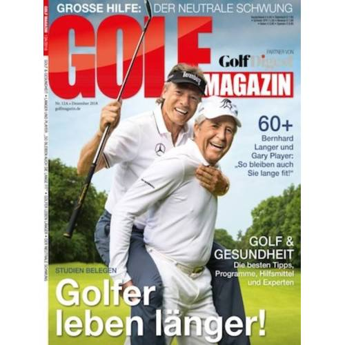 Golf Magazin Abo