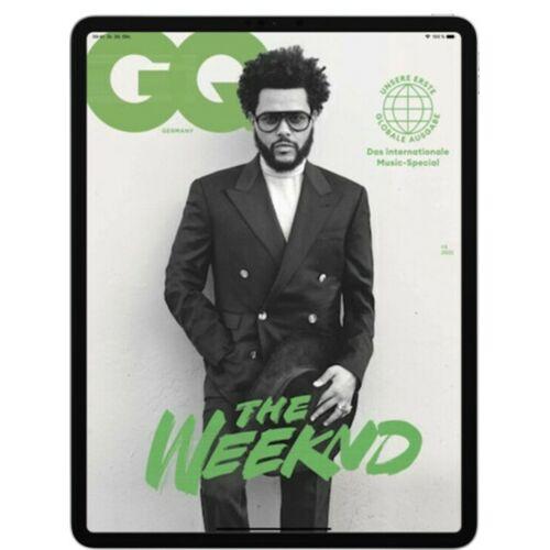 GQ E-Paper Abo
