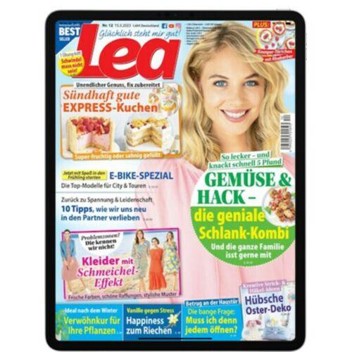 Lea E-Paper Abo