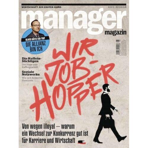 Manager Magazin Abo