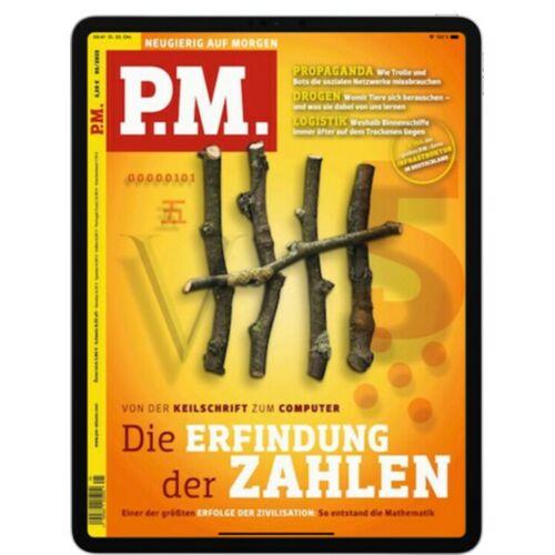 P.M. Digital E-Paper Abo