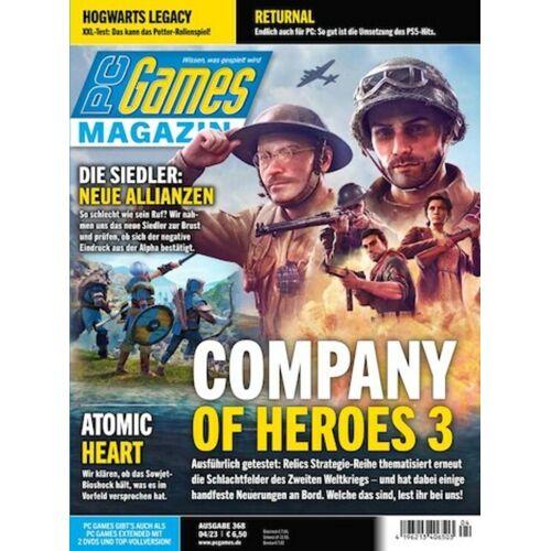 PC Games Magazin Abo