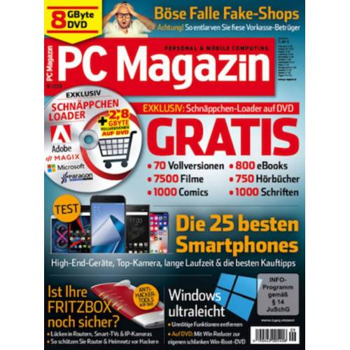 PC Magazin Classic XXL Abo