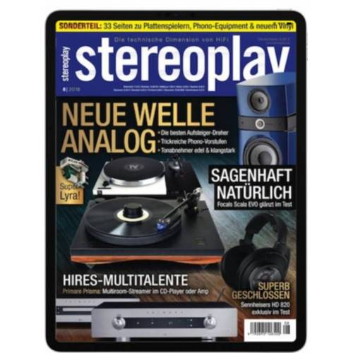 Stereoplay E-Paper Abo