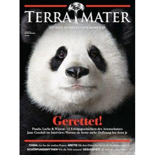 Terra Mater Magazin Abo