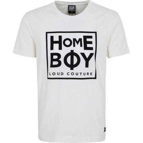 Homeboy Take you Home Herren, beige weiß, Gr. XS