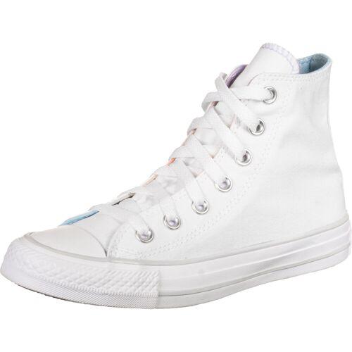 Converse Ctas Hi Damen Schuhe weiß Gr. 35,0