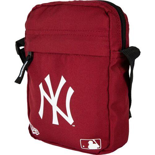 New Era MLB Side Bag New York Yankees rot
