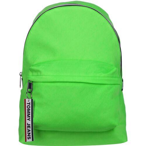 Tommy Jeans Logo Tape, Herren, grün neon