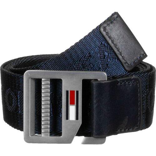 Tommy Jeans Webbing 3.5, Gr. 85 cm, Herren, blau