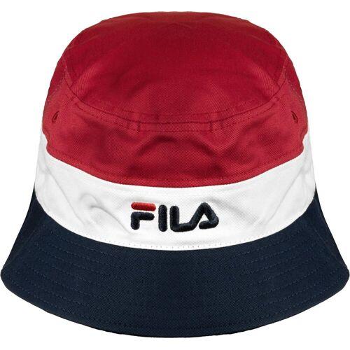 Fila Blocked, One Size, rot weiß blau