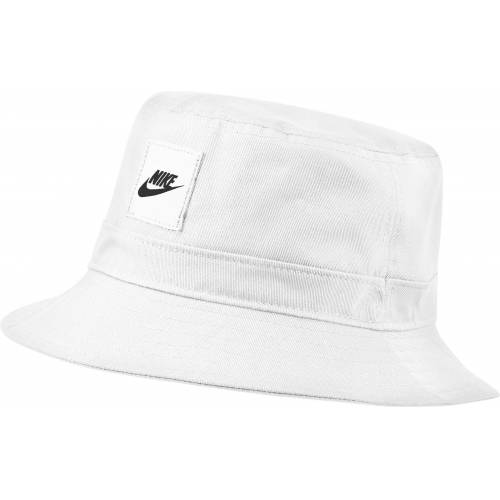 Nike Bucket Hat Kinder, Gr. M/L, Kinder, weiß