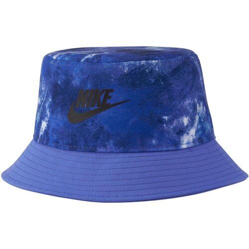 Nike Bucket Hat Kinder, Gr. S/M, Kinder, blau