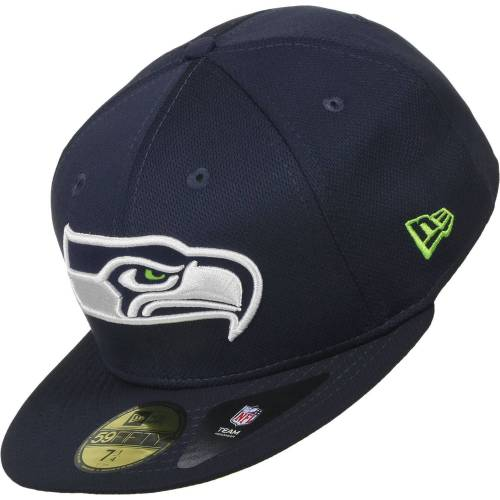 New Era NFL Trainer Seattle Seahawks, Gr. 7, blau