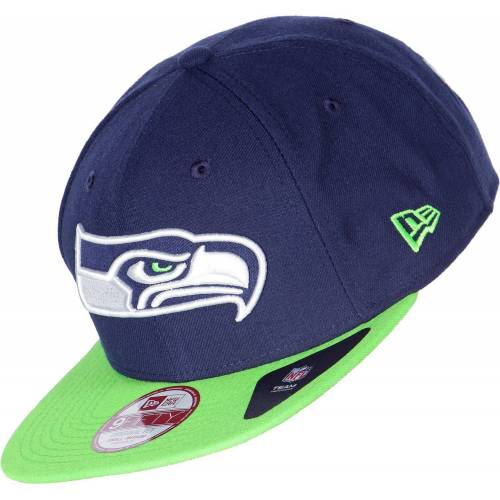 New Era EMEA NFL 950 Seattle Seahawks, Gr. S/M, blau grün
