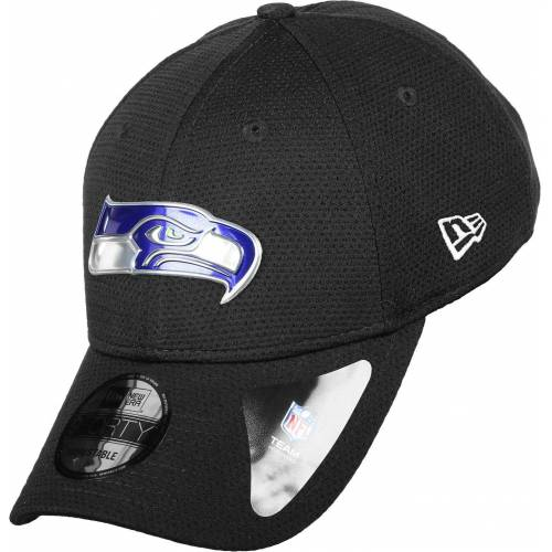 New Era NFL Logo Pack Seattle Seahawks schwarz