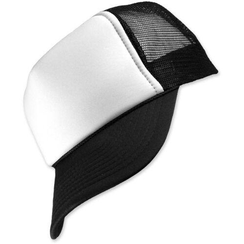 MasterDis Baseball Trucker, Herren, schwarz weiß