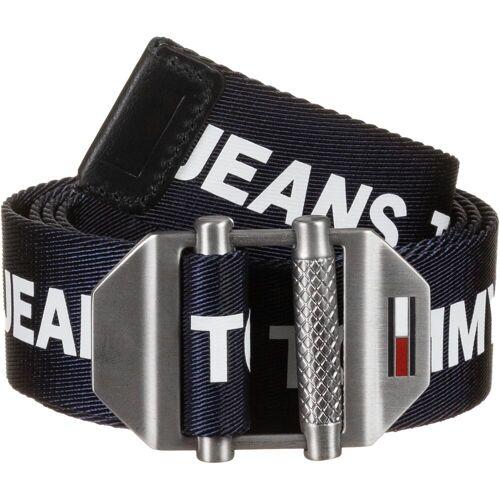 Tommy Jeans Double Roller Buckle 3.5, Gr. 85 cm, Herren, blau