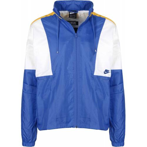 Nike Windbreaker, Gr. XXL, Herren, blau