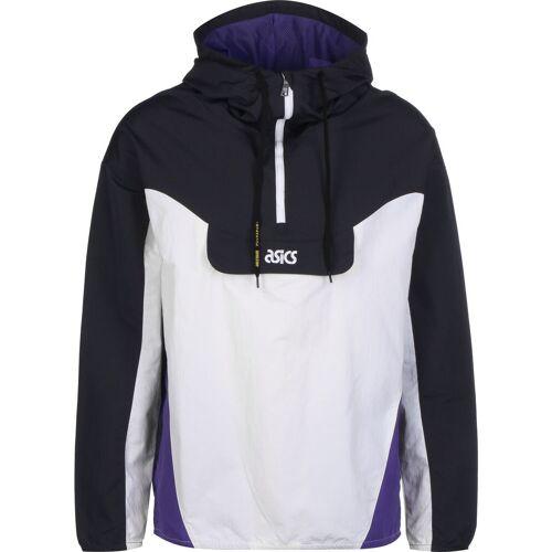 ASICS SportStyle Asics Damen Windbreaker schwarz weiß
