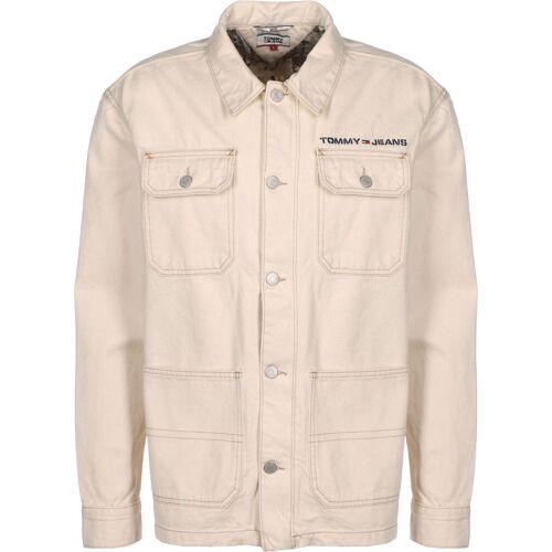 Tommy Jeans Oversize, Gr. S, Herren, beige