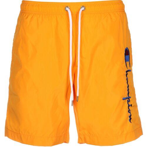 Champion Badeshorts, Gr. M, Herren, orange