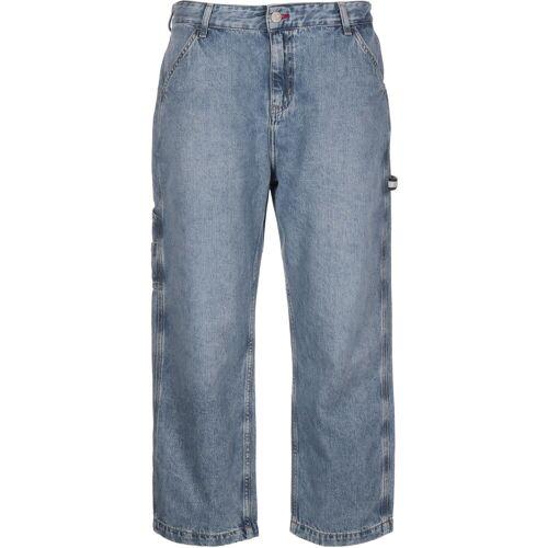 Tommy Jeans High Rise Carpenter, Gr. 28/30, Damen, blau
